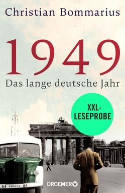 XXL-Leseprobe: 1949 von Bommarius,  Christian