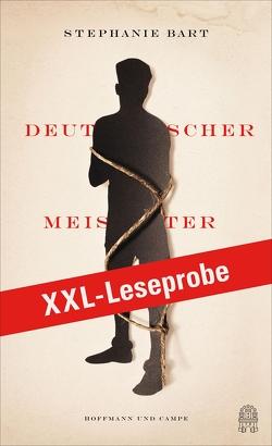 XXL-LESEPROBE: Bart – Deutscher Meister von Bart,  Stephanie