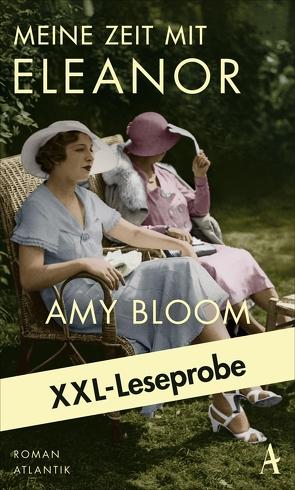 XXL-Leseprobe: Bloom – Meine Zeit mit Eleanor von Bloom,  Amy, Razum,  Kathrin