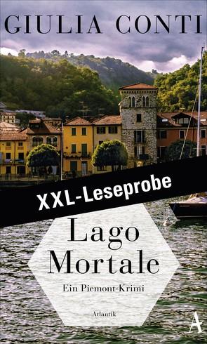 XXL-Leseprobe: Conti – Lago Mortale von Conti,  Giulia