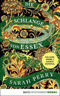 XXL-Leseprobe: Die Schlange von Essex von Perry,  Sarah