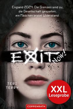 XXL-Leseprobe: EXIT NOW! von Knese,  Petra, Terry,  Teri
