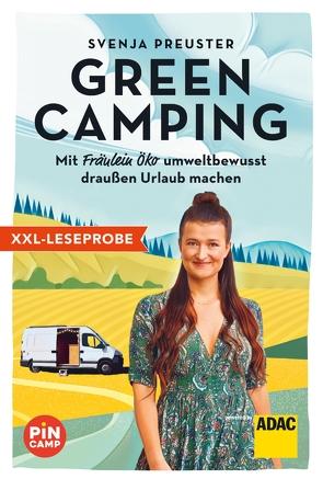 XXL-Leseprobe: Green Camping von Preuster,  Svenja