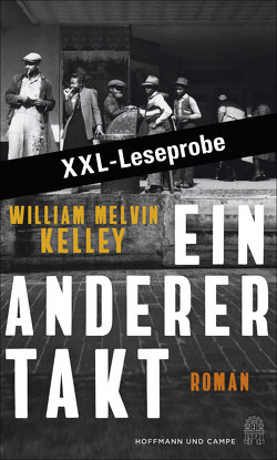 XXL-LESEPROBE: Kelley – Ein anderer Takt von Kelley,  William Melvin, van Gunsteren,  Dirk