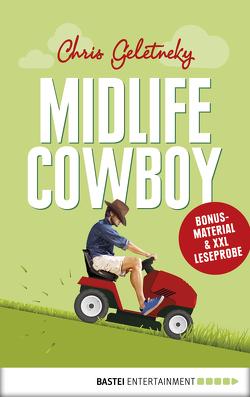 XXL-Leseprobe: Midlife-Cowboy von Geletneky,  Chris