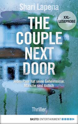 XXL-Leseprobe: The Couple Next Door von Lapena,  Shari
