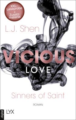 XXL-Leseprobe: Vicious Love von Shen,  L.J., Woitynek,  Patricia
