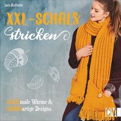 XXL-Schals stricken von Kollwitz,  Ines