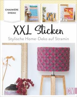 XXL Sticken von Chaumière Oiseau, Korch,  Katrin