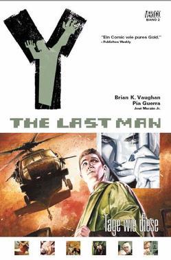 Y: The last Man von Guerra,  Pia, Marzan,  José, Vaughan,  Brian K.