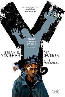 Y: The Last Man (Deluxe-Edition) von Marzán Junior,  José, Vaughan,  Brian K.