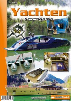Yachten Workbook von Laimgruber,  Benjamin