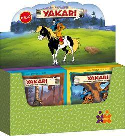 Yakari. 33 – 36 Verkaufkassette von Kern,  Stefanie