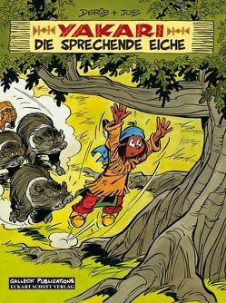 Yakari Band 28: Die sprechende Eiche von Dérib, Job, Schott,  Eckart