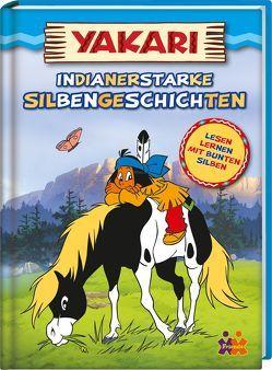 Yakari. Indianerstarke Silbengeschichten von Nedebock,  Ulla