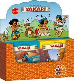 Yakari. Bestseller Mix 3. Verkaufskassette