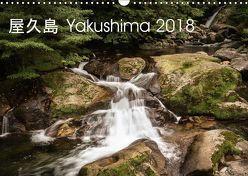 Yakushima – Japans Weltnaturerbe (Wandkalender 2018 DIN A3 quer) von Lohse-Koch,  Steffen