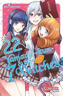 Yamada-kun and the seven Witches 22 von Stutterheim,  Nadja, Yoshikawa,  Miki