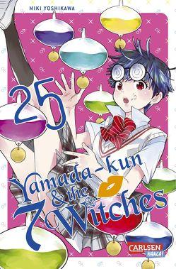 Yamada-kun and the seven Witches 25 von Stutterheim,  Nadja, Yoshikawa,  Miki