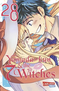 Yamada-kun and the seven Witches 28 von Stutterheim,  Nadja, Yoshikawa,  Miki