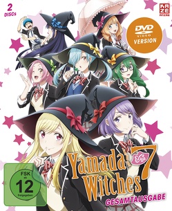 Yamada-kun and the Seven Witches – Gesamtausgabe – DVD Box (2 DVDs) von Takuno,  Siki