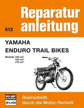 Yamaha Enduro Trail Bikes