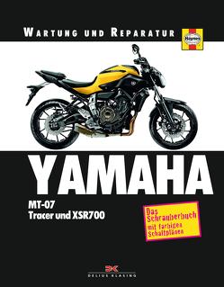 Yamaha MT-07, Tracer und XSR700 von Coombs,  Matthew