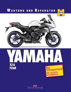 YAMAHA XJ6 & FZ6R von Coombs,  Matthew