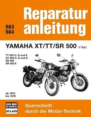 Yamaha XT / TT / SR 500 (1 Zyl.) ab 1975 bis 1979