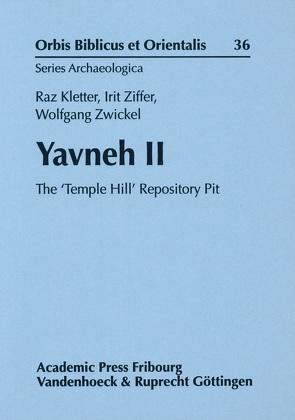 Yavneh II von Kletter,  Raz, Ziffer,  Irit, Zwickel,  Wolfgang
