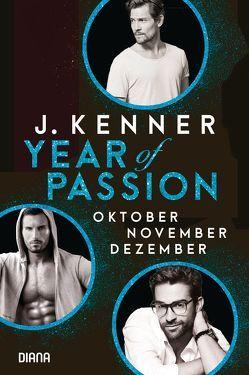 Year of Passion (10-12) von Hölsken,  Nicole, Kenner,  J., Ohlsen,  Emma