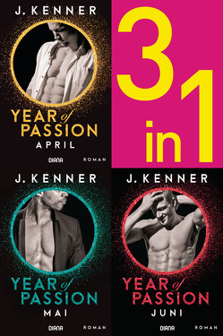 Year of Passion (4-6) von Hölsken,  Nicole, Kenner,  J., Lindemann,  Anu Katariina, Ohlsen,  Emma