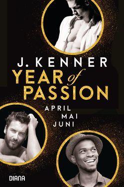 Year of Passion (4-6) von Hölsken,  Nicole, Kenner,  J., Lindemann,  Anu Katarina, Ohlsen,  Emma