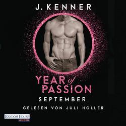 Year of Passion. September von Bayer,  Martin, Holler,  Juli, Kenner,  J., Steinhäuser,  Antje