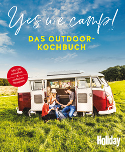 Yes we camp! – Das Outdoor-Kochbuch
