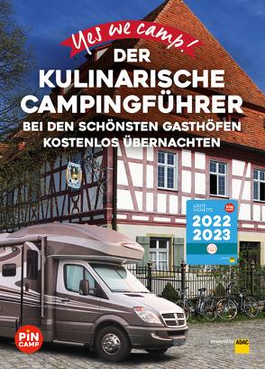 Yes we camp! Sehr zu empfehlen! von Hein,  Katja, Noormann,  Gesa