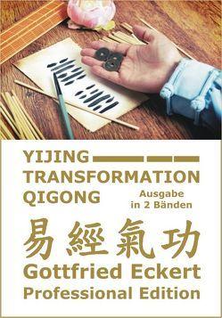 YiJing Transformation QiGong von Eckert,  Gottfried, Lügering,  Jörg