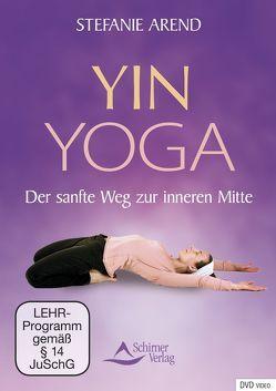 Yin Yoga von Arend,  Stefanie