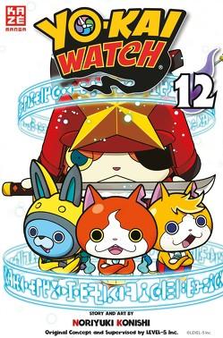 Yo-kai Watch 12 von Konishi,  Noriyuki, Level Five, Tabuchi,  Etsuko, Weitschies,  Florian