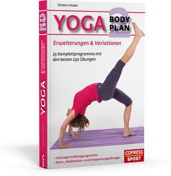 Yoga Body Plan 2: Erweiterungen & Variationen von Hüster,  Kirsten
