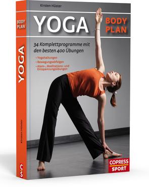 Yoga Body Plan von Hüster,  Kirsten