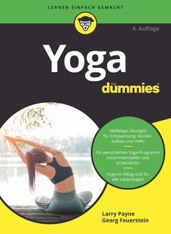 Yoga für Dummies von Feuerstein,  Georg, Muhr,  Judith, Payne,  Larry