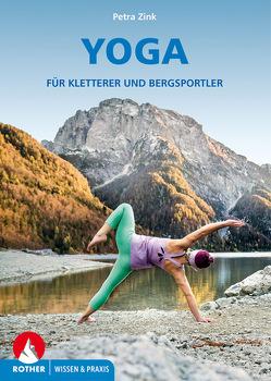 Yoga für Kletterer und Bergsportler von Zink,  Petra