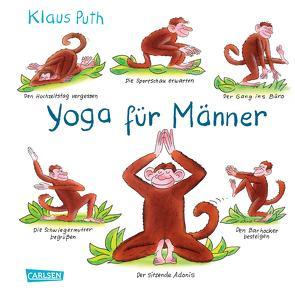 Yoga für Männer von Puth,  Klaus