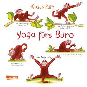 Yoga fürs Büro von Puth,  Klaus