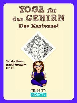 Yoga für das Gehirn Kartenset von Bartholomew,  Sandy Steen
