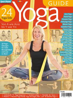 Yoga GUIDE – 24 Yoga-Stile von Schmitt-Krauß,  Adriane