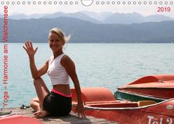 Yoga – Harmonie am Walchensee (Wandkalender 2019 DIN A4 quer) von Thiel,  Isabella