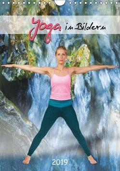 Yoga in Bildern (Wandkalender 2019 DIN A4 hoch) von Nowack,  Andy