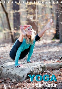 Yoga in der Natur (Tischkalender 2020 DIN A5 hoch) von CALVENDO